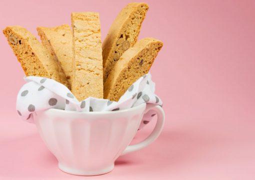 Chai Tea Biscotti
